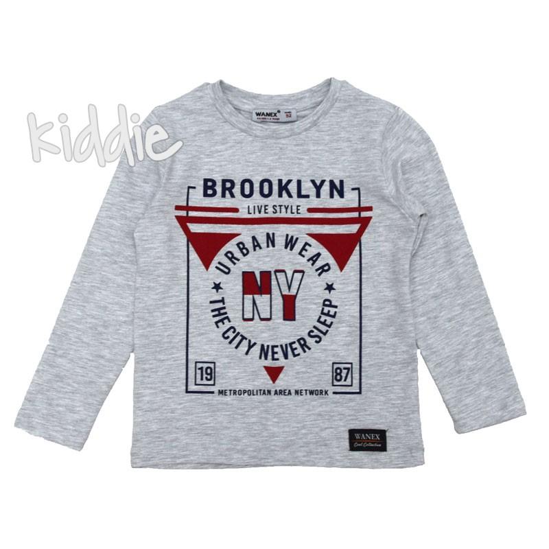 Bluza baiat  Brooklyn NY Wane