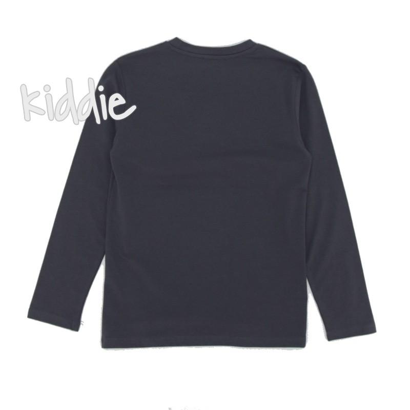Bluza Wanex Black pentru baiat