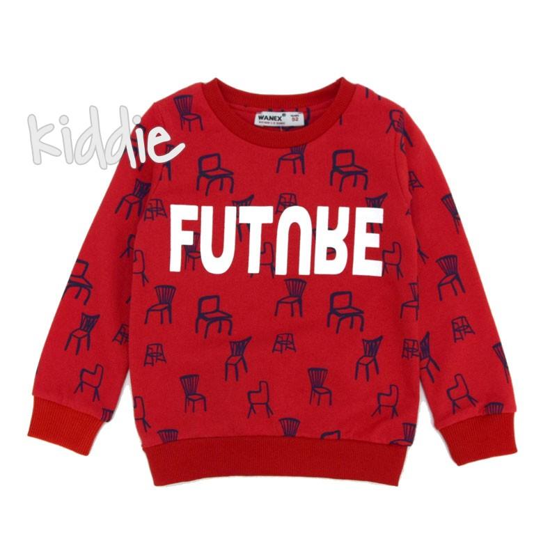 Bluza Wanex Future baiat
