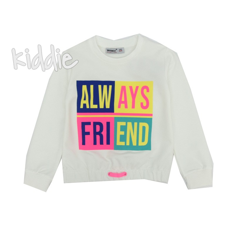 Bluza Wanex Always friend fete