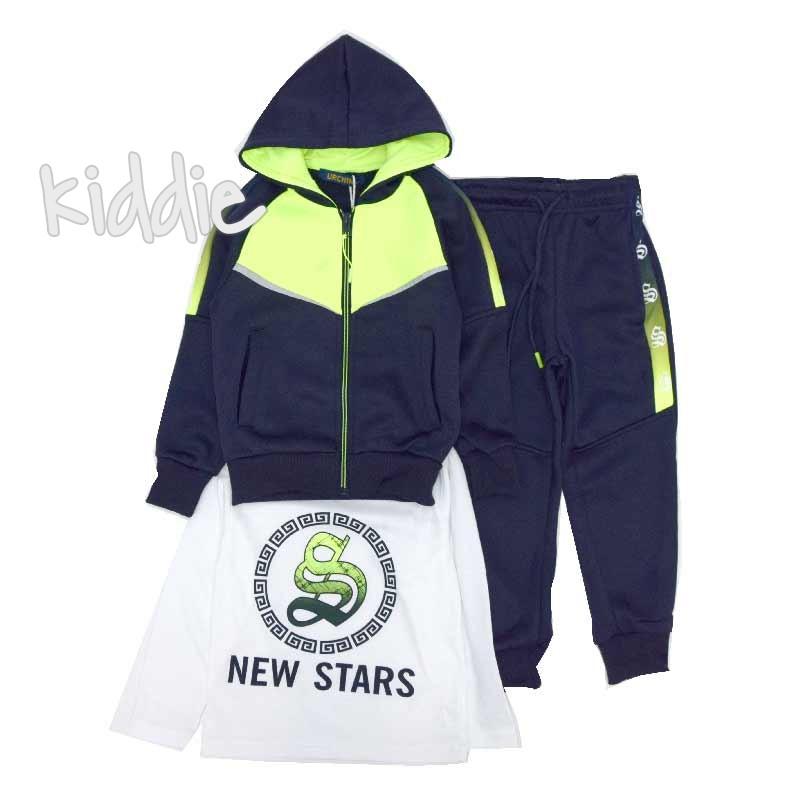Compleu sport  New Stars Urchin baiat