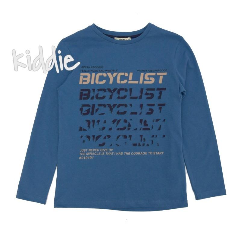 Bluza baiat Bicyclist Cikoby