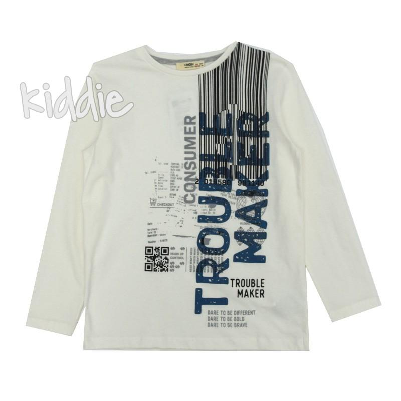 Bluza baiat  Trouble Maker Cikoby