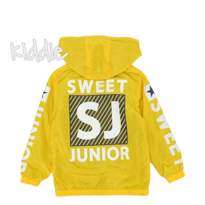 Geaca reversibila Sweet Junior