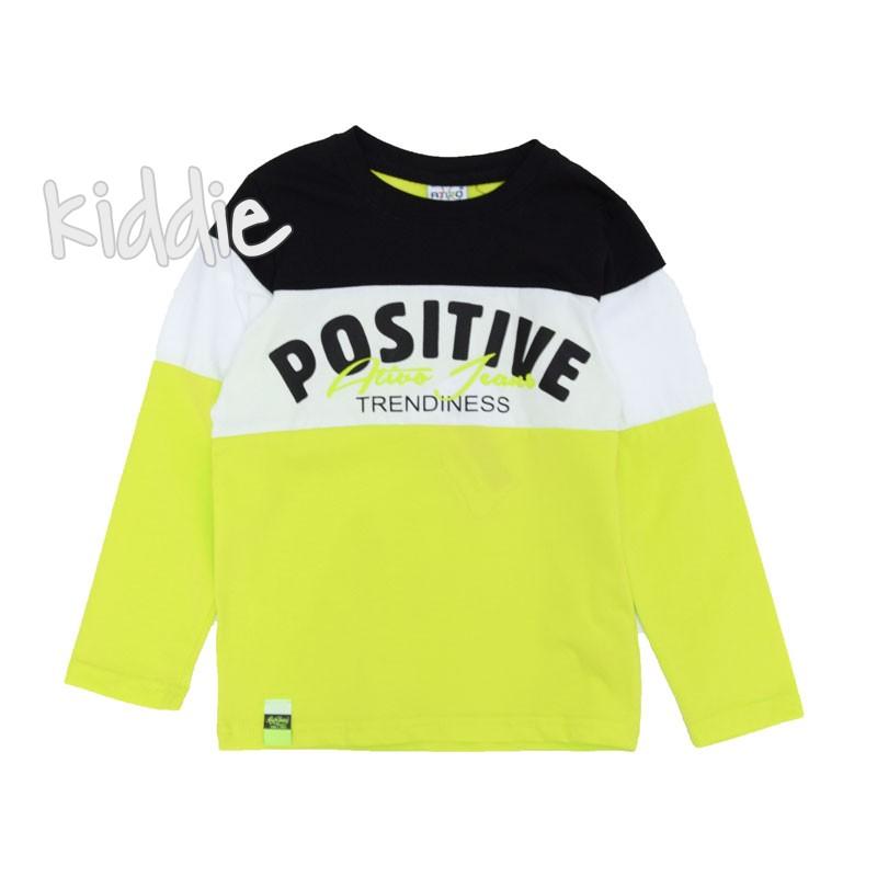 Bluza Positive Ativo baieti