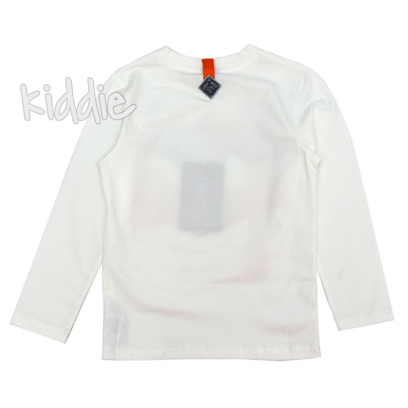Bluza cu print liniar Ativo baiat