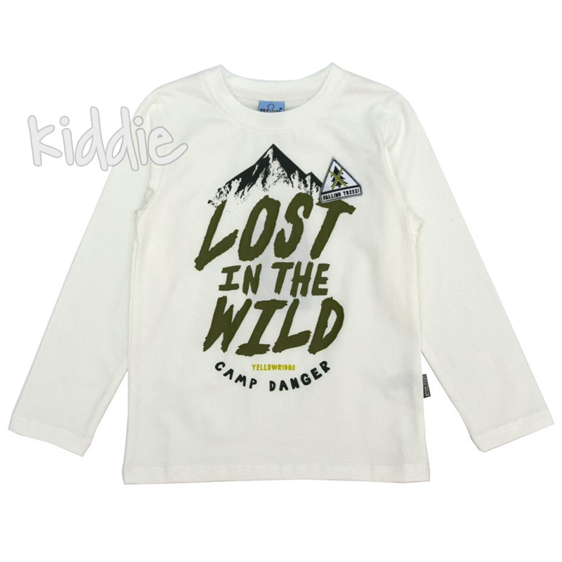 Bluza Lost in the wild baieti Ativo