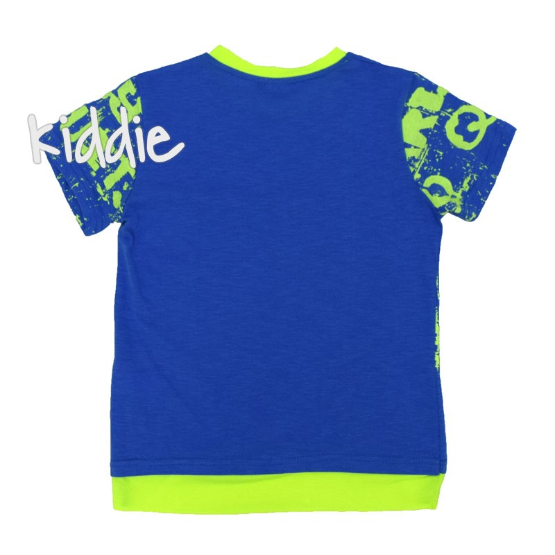 Tricou colorat Mackays baiat