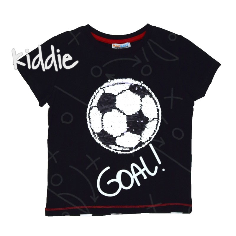 Tricou baiat  Mackays Goal