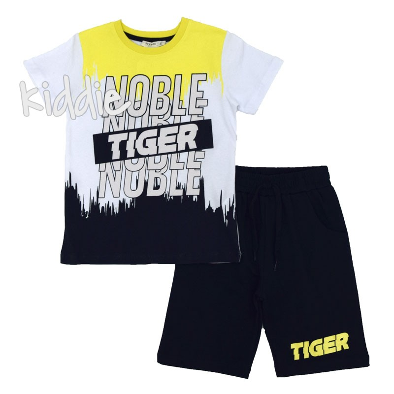Compleu baieti Breeze Noble Tiger