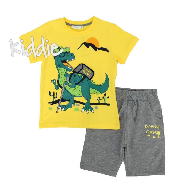 Set Dinosaur Breeze baiat