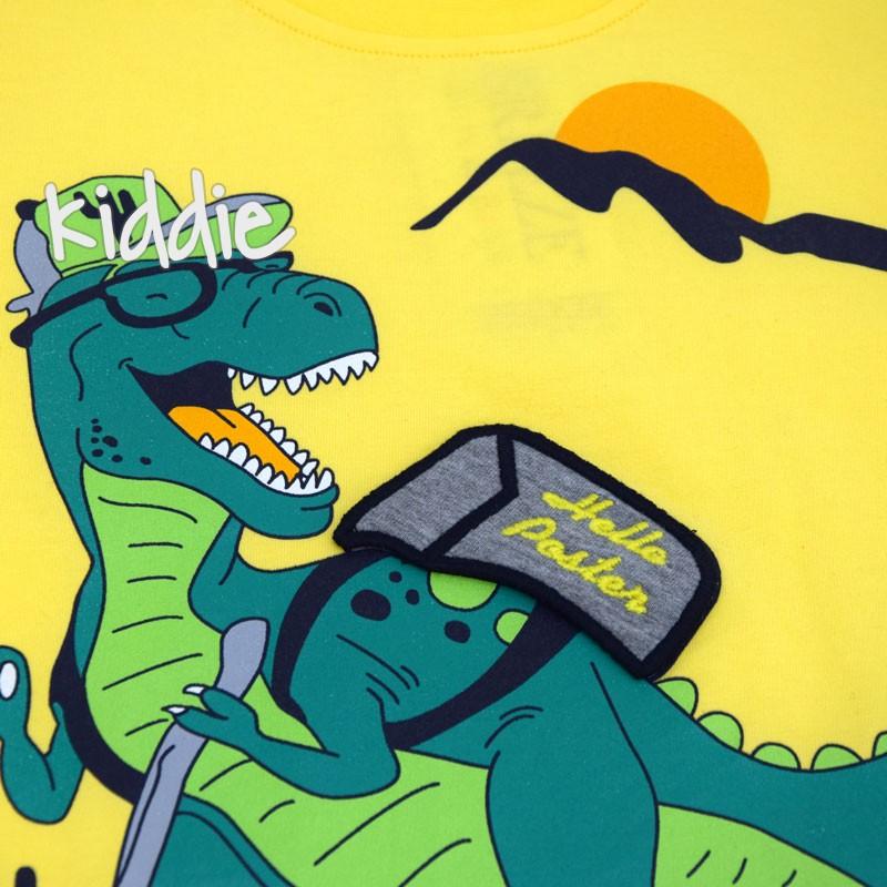 Set Dinosaur Breeze baiat
