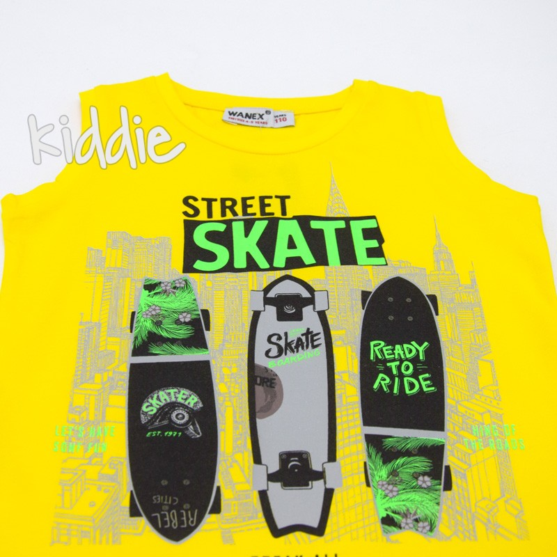 Maiou de baieti Wanex Skate