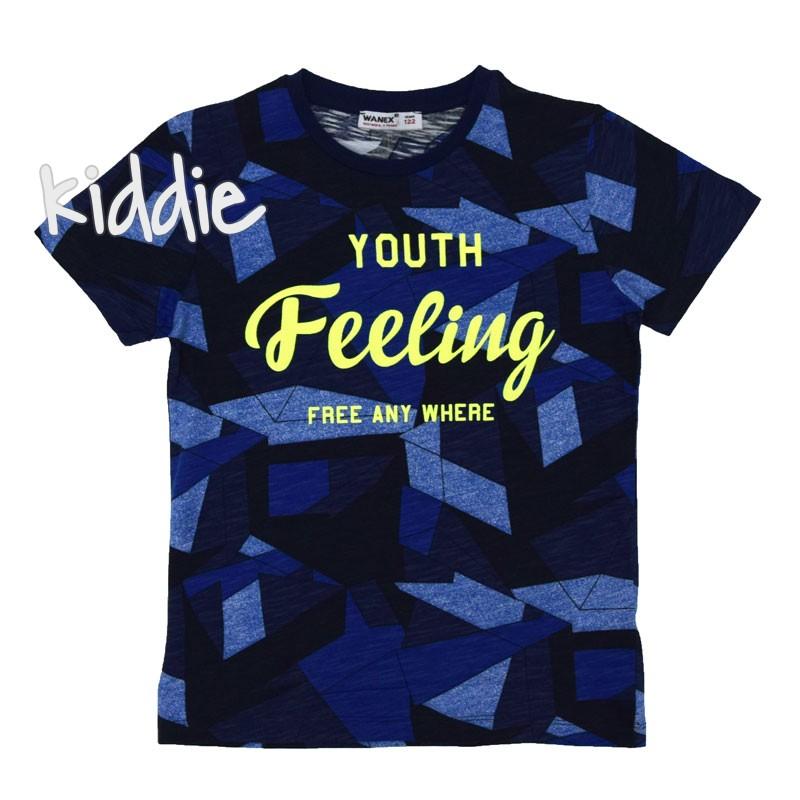 Tricou Youth Feeling baiat