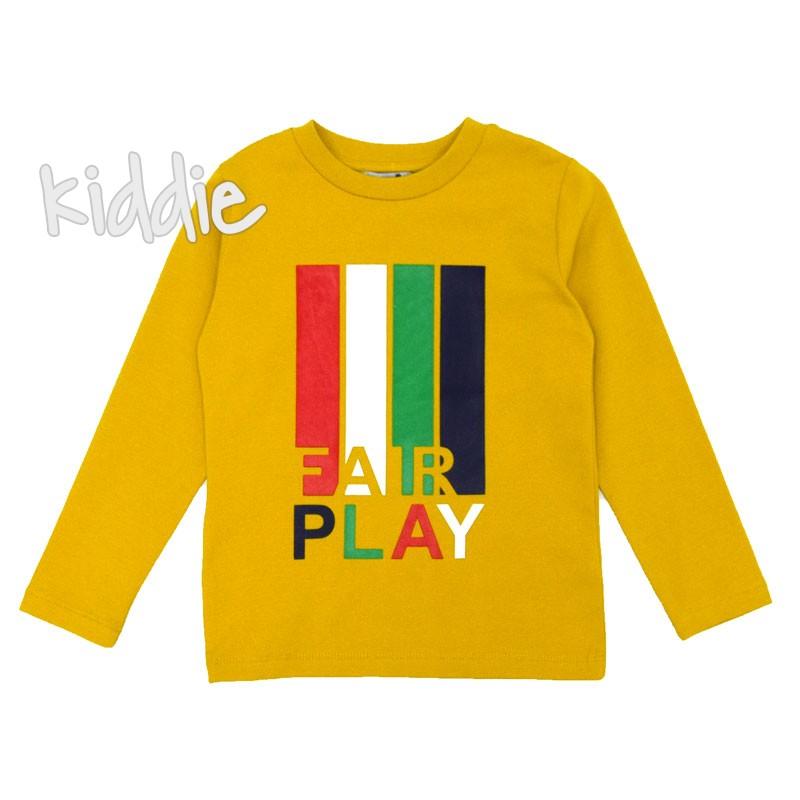 Bluza baieti Fair Play Wanex
