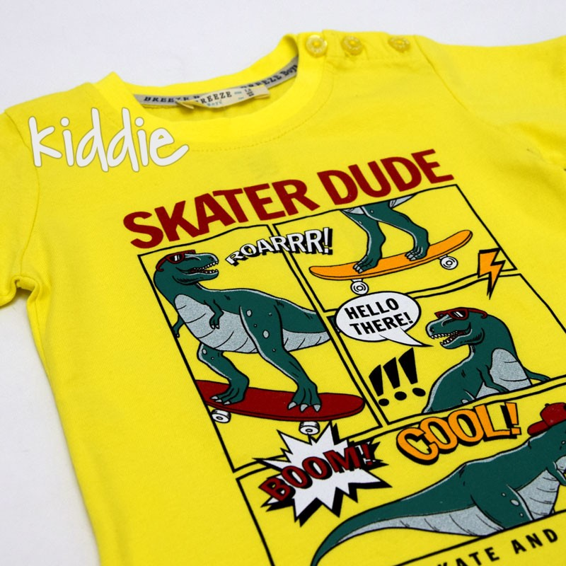 Compleu baiat Skater Dude Breeze