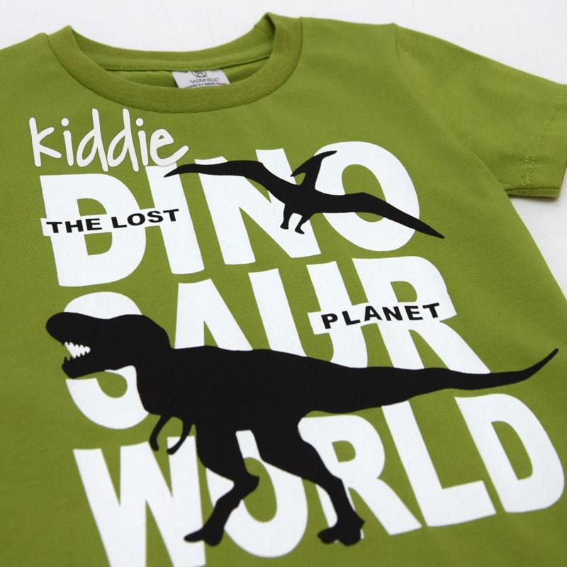 Tricou baieti Dino Wanex