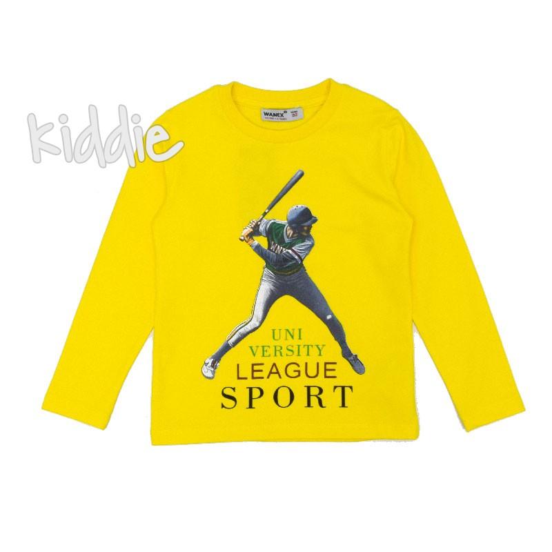 Bluza copii Sport Wanex