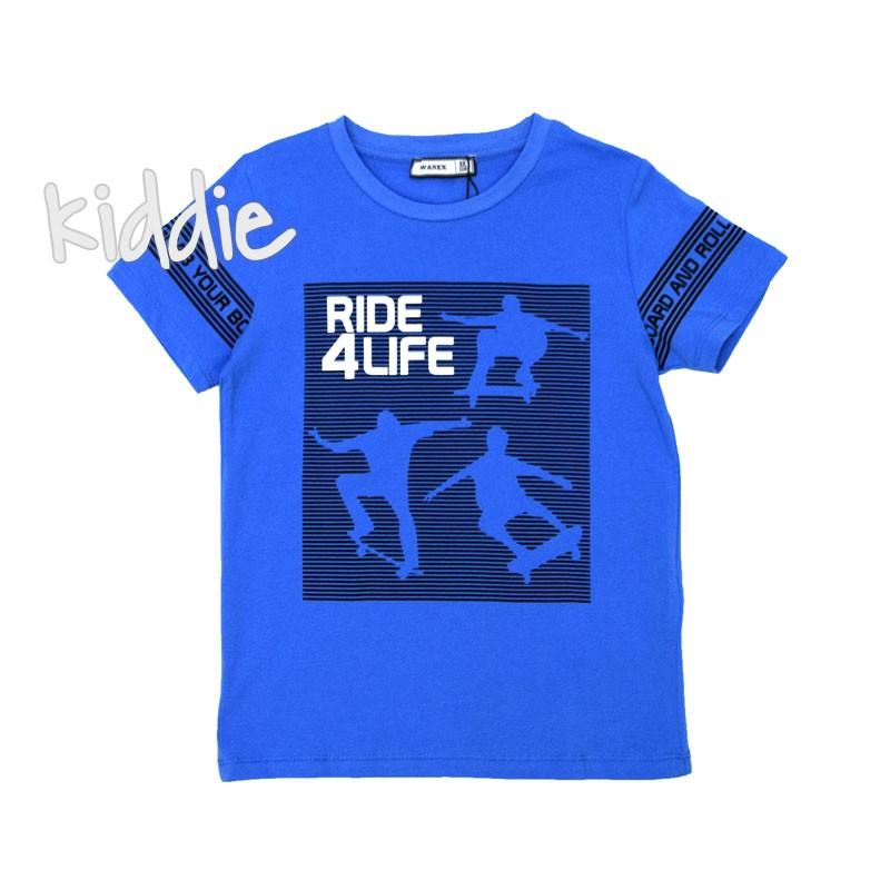 Tricou de baieti Ride 4 Life Wanex