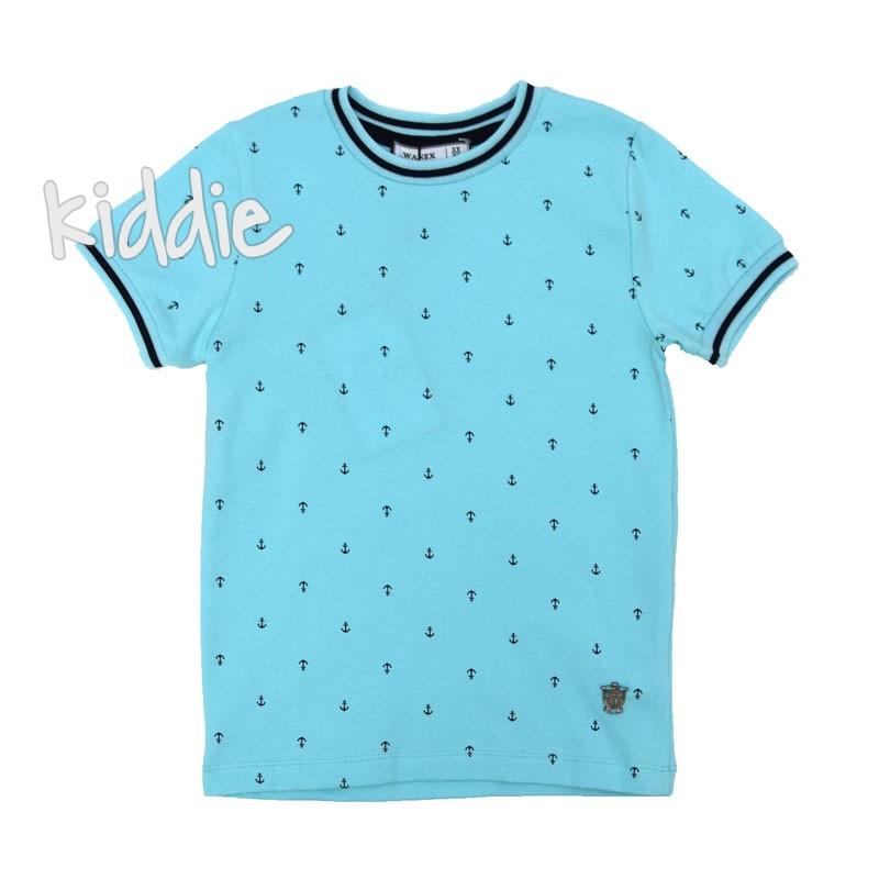 Tricou pentru baieti Wanex