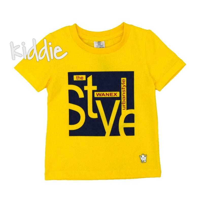 Tricou de baieti  Style Wanex