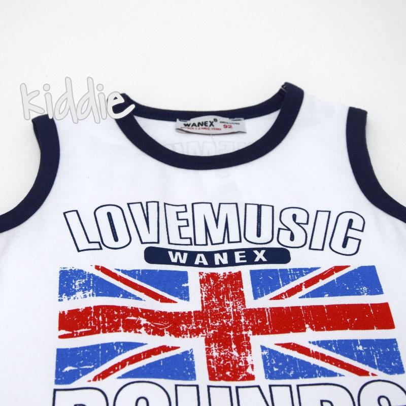Maiou Wanex Love Music baiat