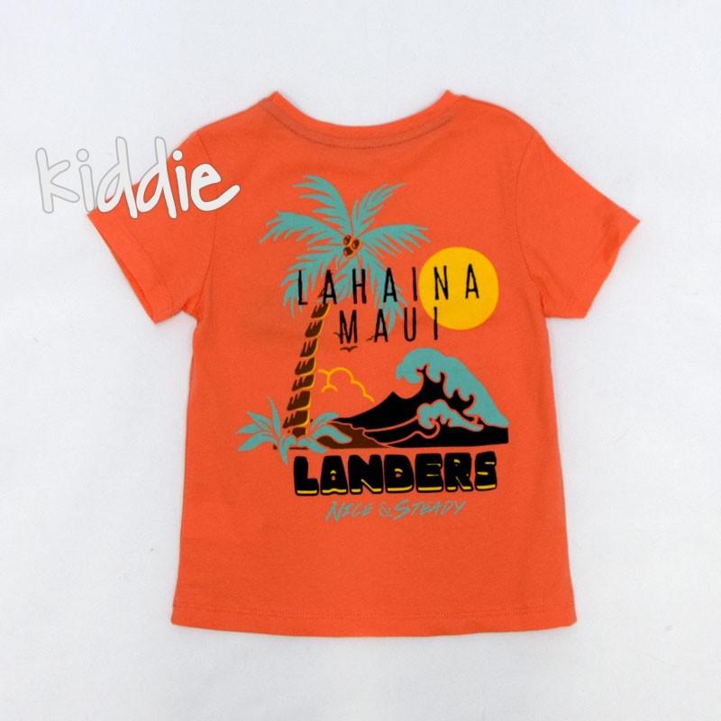 Tricou de baieti  Lander Cikoby