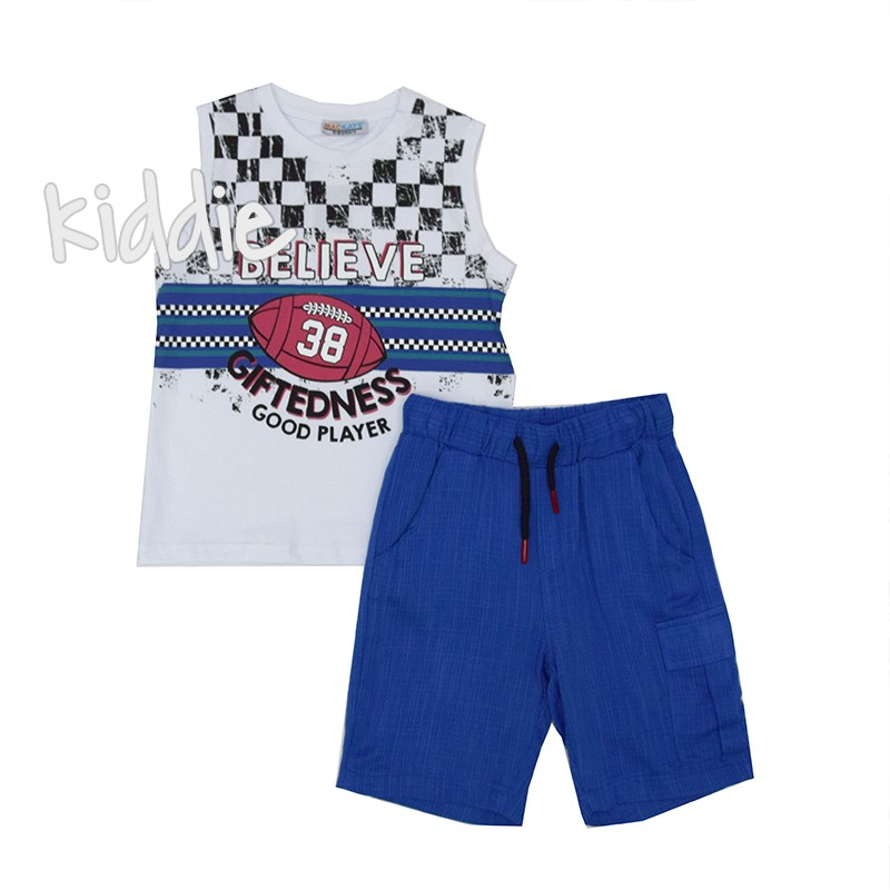 Set sport de baieti Mackays Believe