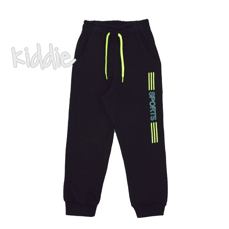 Pantaloni sport Sports Breeze baiat