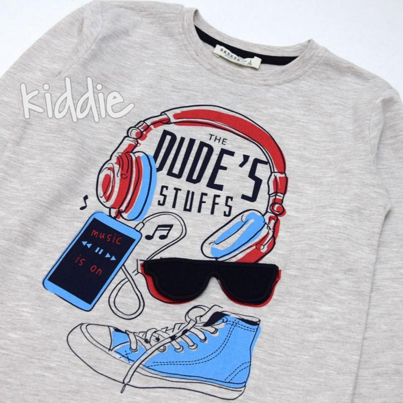 Bluza baiat Dude's stuffs Breeze