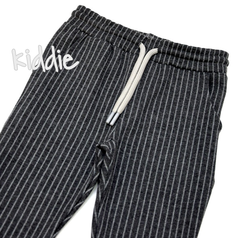 Pantaloni baieti Breeze cu snur