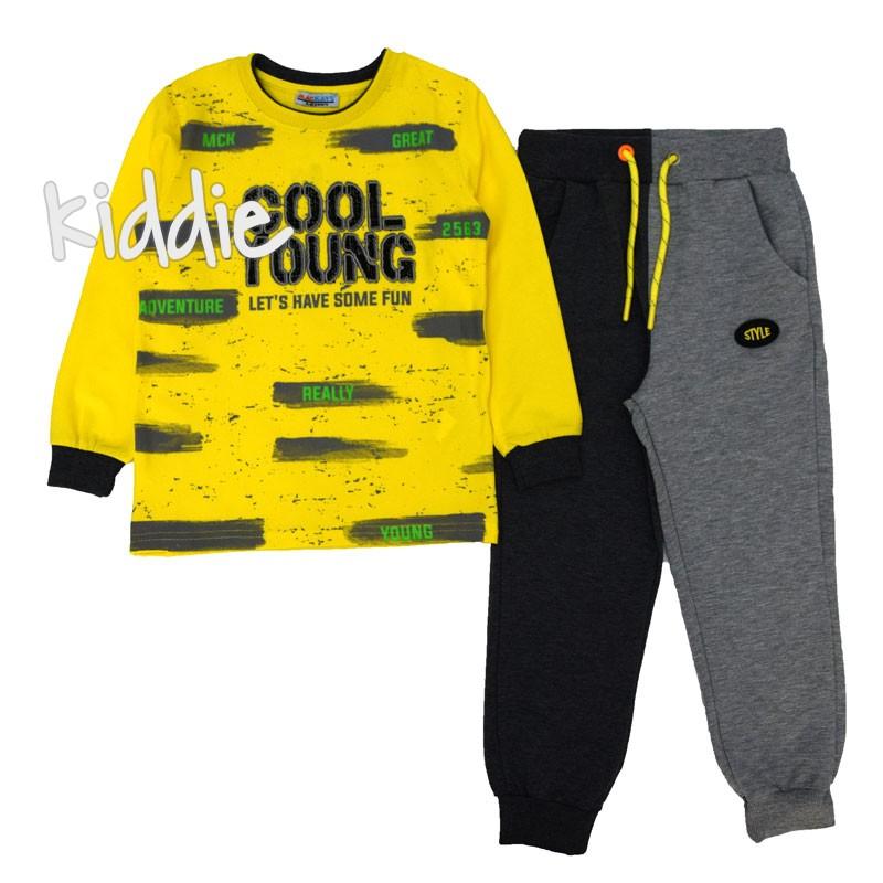 Set baiat Cool Young Mackays