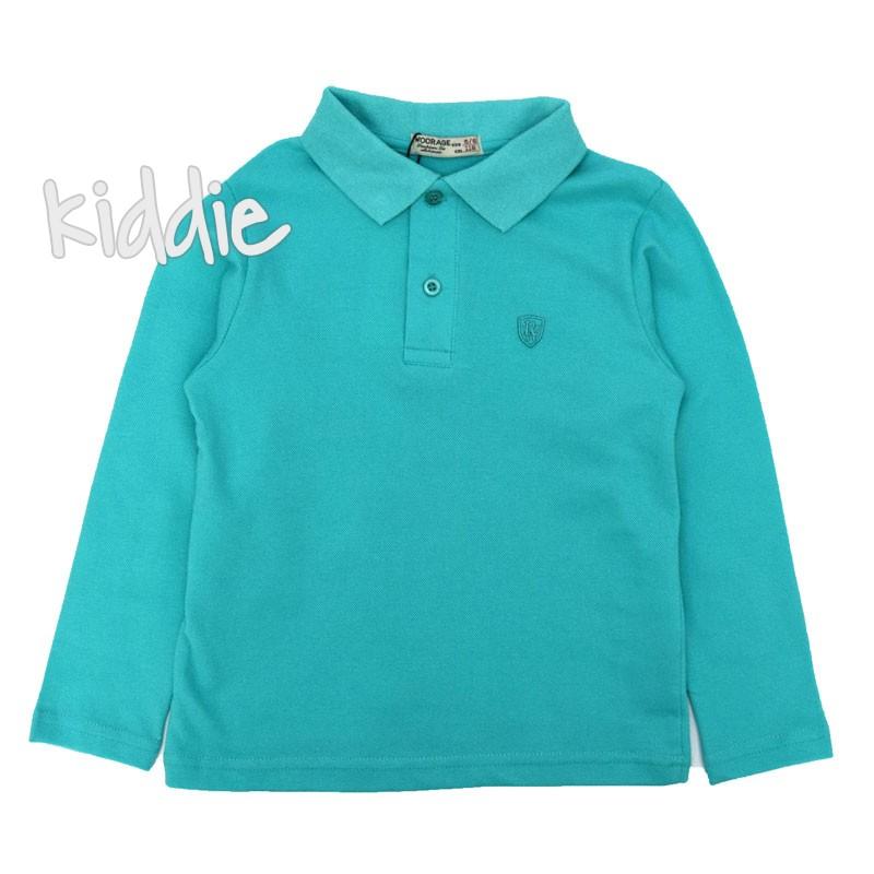 Bluza polo Woorage baiat