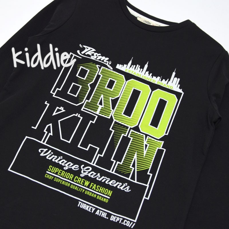 Bluza pentru baieti Brooklin Cikoby