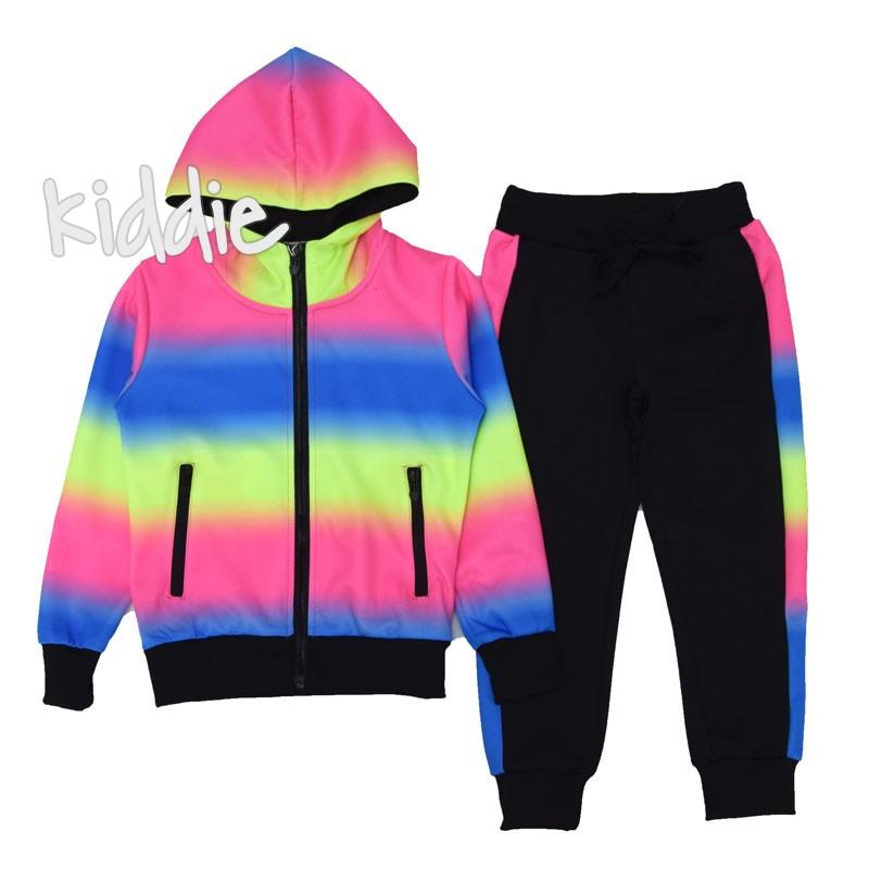 Set sport colorat Fashion fete