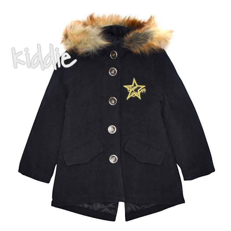 Palton pentru fata Super Star 78, Asida