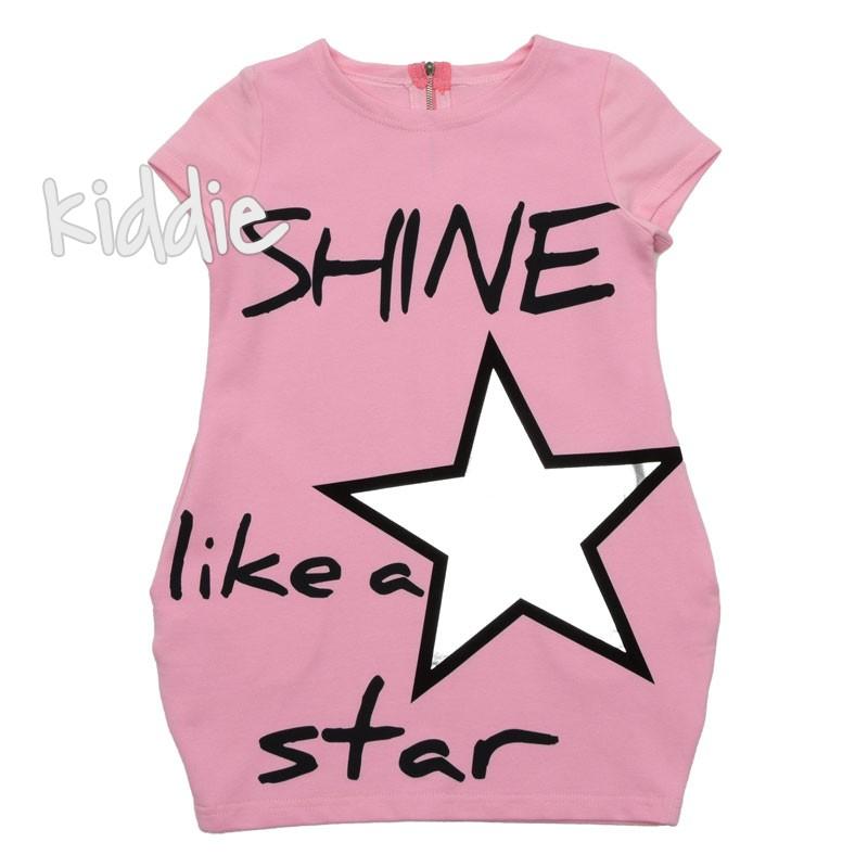 Rochie Shine Key Girl pentru fata