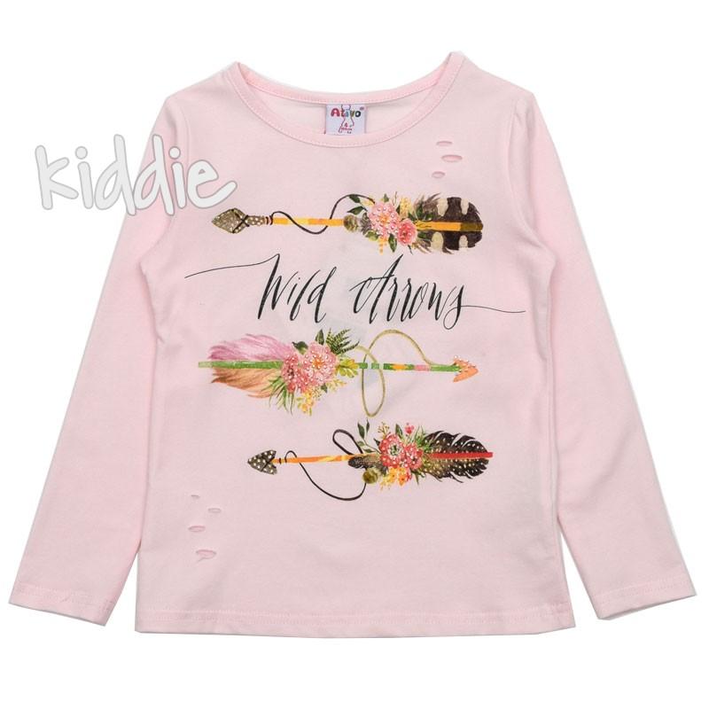 Bluza pentru fata Wild  Ativo