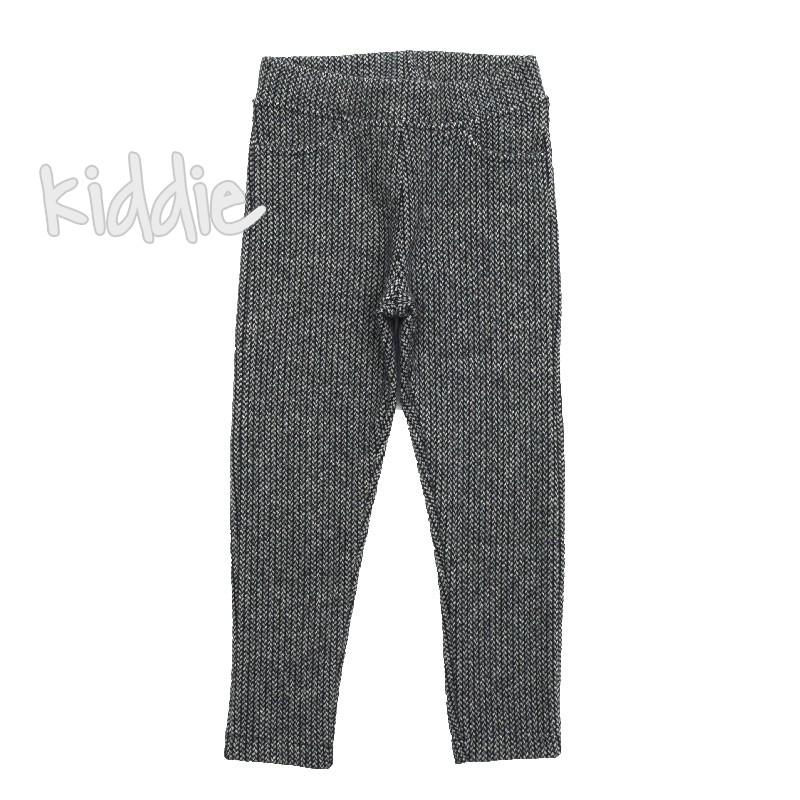 Pantaloni colanti Contrast pentru fata