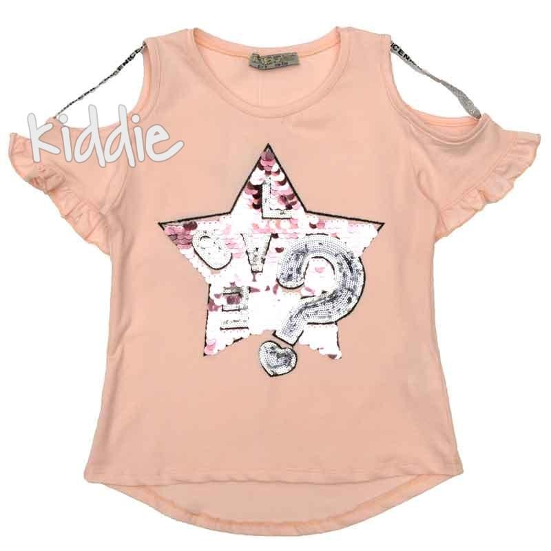Tricou fete Little Star pentru fete