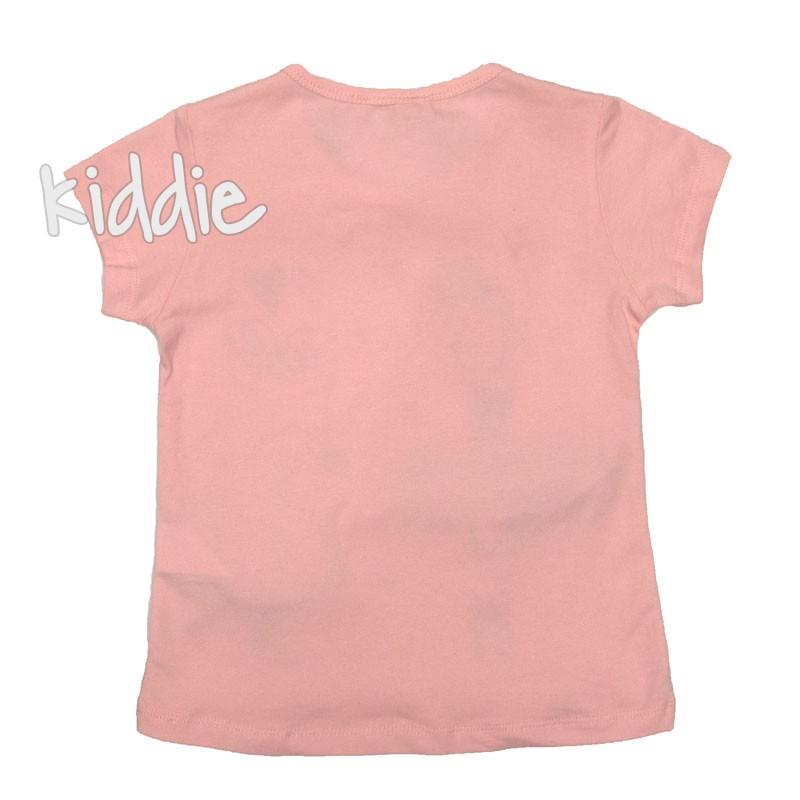 Tricou pentru fete  I love ballet, Breeze