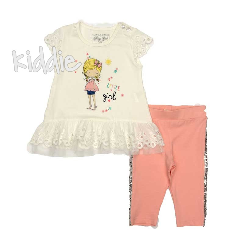 Set fete Little Girl Breeze