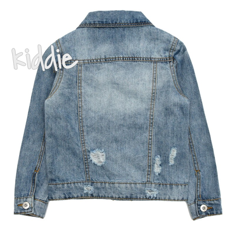 Jacheta de blugi Ativo pentru fata