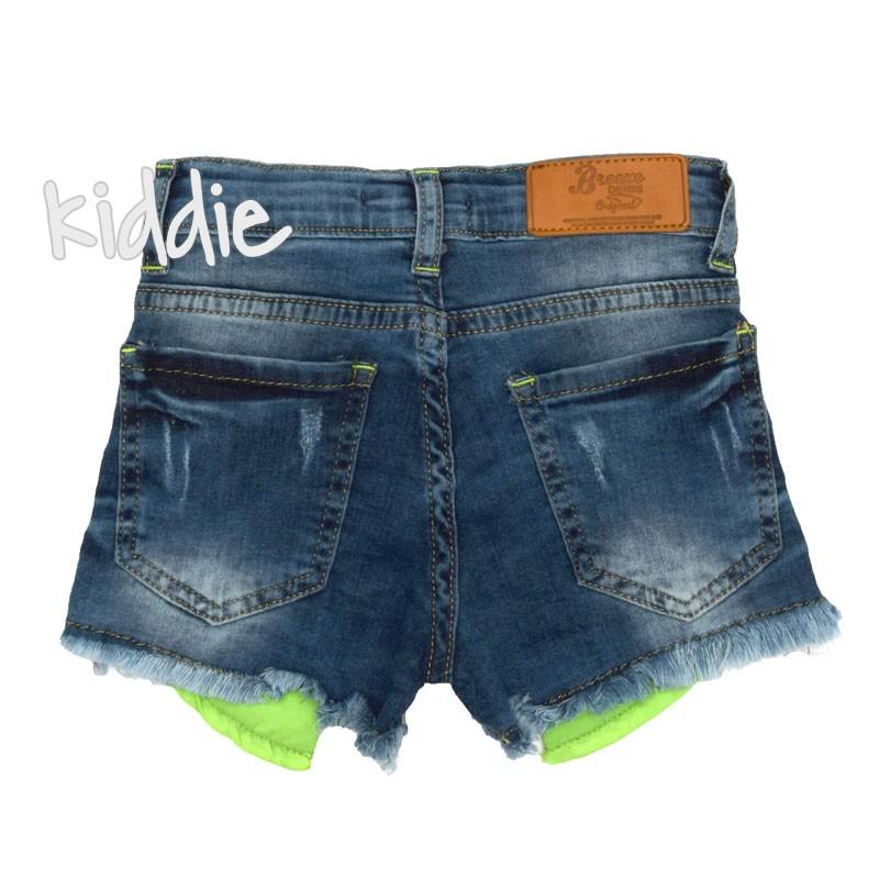 Pantaloni scurti Breeze fete