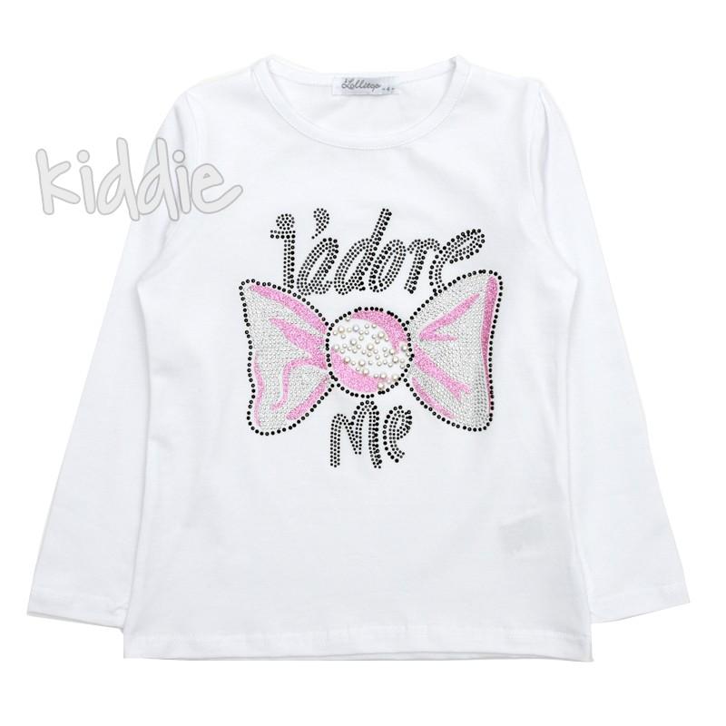 Bluza Lollitop Jadore me pentru fata