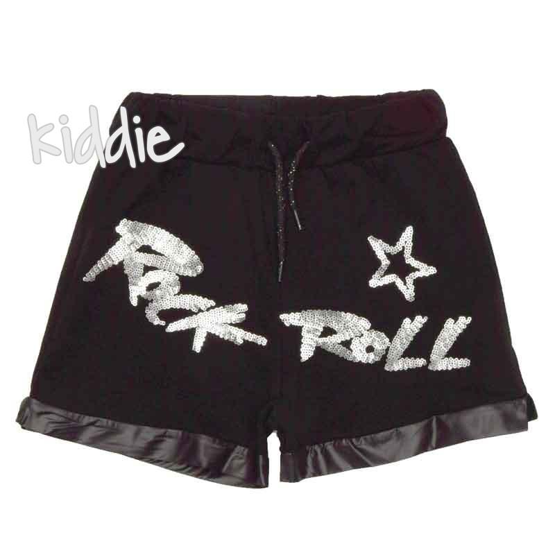 Pantaloni scurti fete Rock Roll, Cichlid