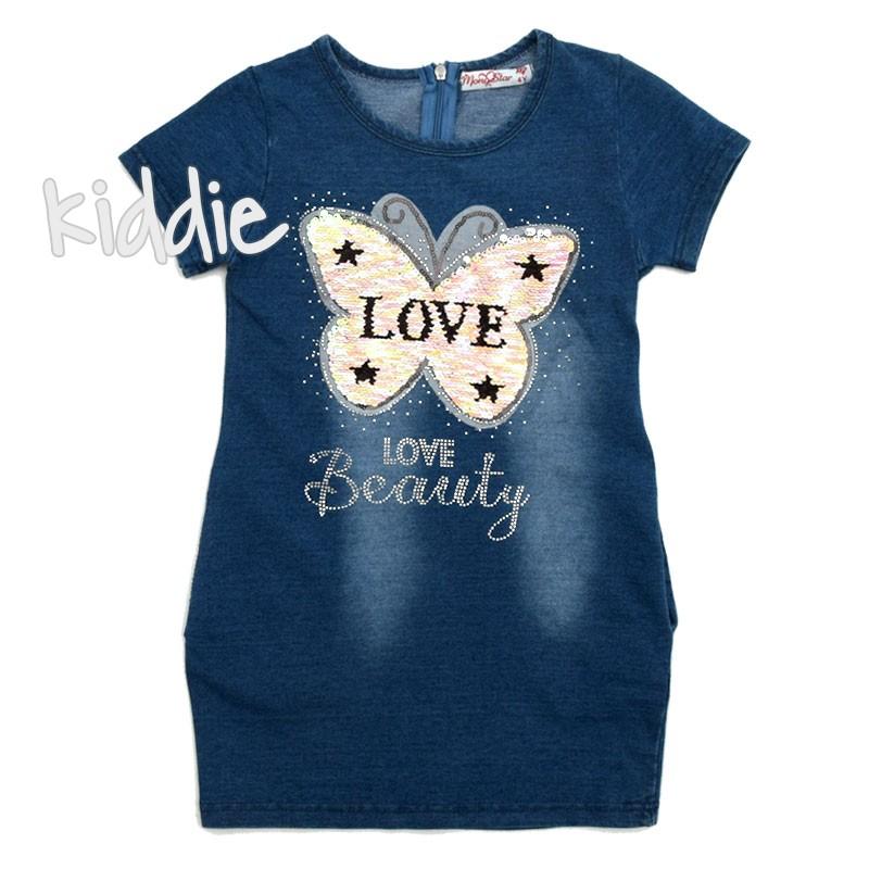 Rochie Mono Star Love beauty pentru copii