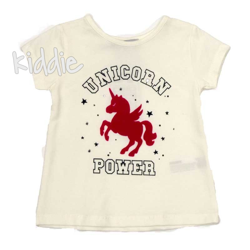 Tricou fete Unicorn Power Wanex