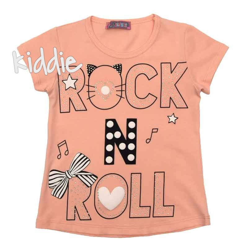 Tricou Rock and Roll, Tontimini fete