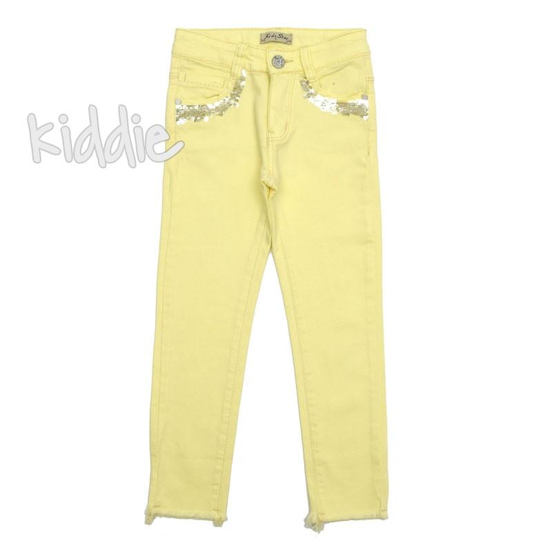 Pantaloni Kids Star pentru fata